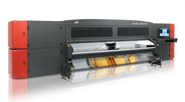 Our new printer – VUTEK GS3250r
